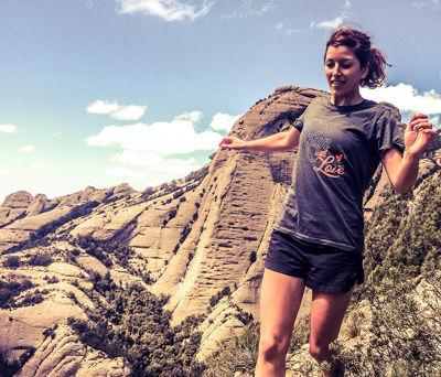 Run with Love T-shirt