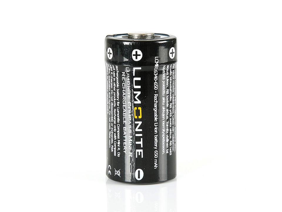 Lumonite Compass Mini R extrabatteri