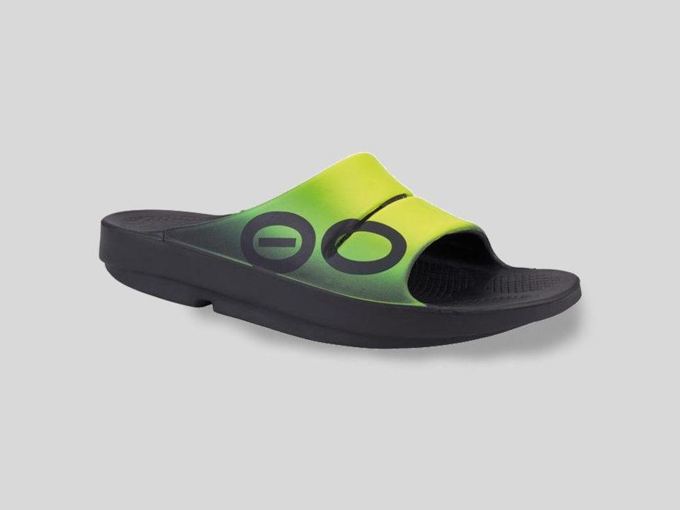 Oofos Sandal Ooahh Sport Slide Fuzion
